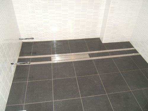 GRP Wet Room System