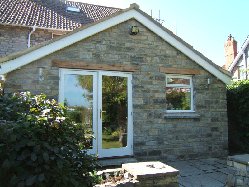 Natural Stone Extension